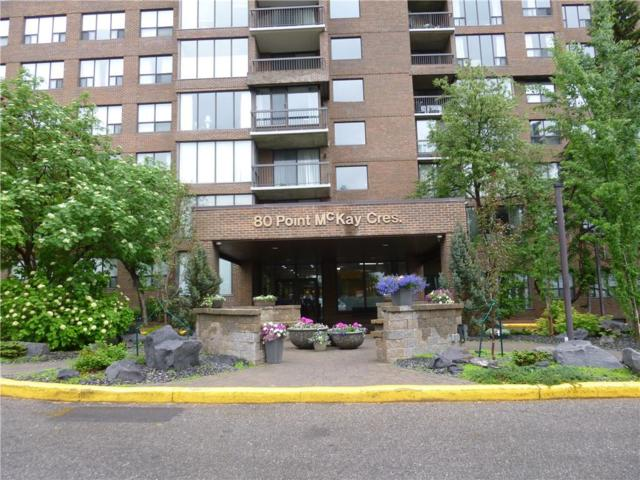 80 Point Mckay Crescent NW #1606, Calgary, AB T3B 4W4 (#C4262338) :: Calgary Homefinders