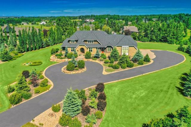 28 Morgans Ridge, Rural Rocky View County, AB T3Z 0A5 (#C4262354) :: Redline Real Estate Group Inc