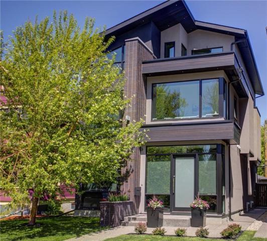 1632 Broadview Road NW, Calgary, AB T2N 3H1 (#C4262495) :: The Cliff Stevenson Group