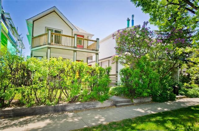 444 12 Street NW, Calgary, AB T2N 1Y8 (#C4262505) :: The Cliff Stevenson Group