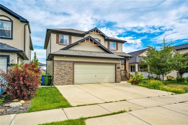 357 West Lakeview Drive, Chestermere, AB T1X 1T2 (#C4262523) :: Calgary Homefinders