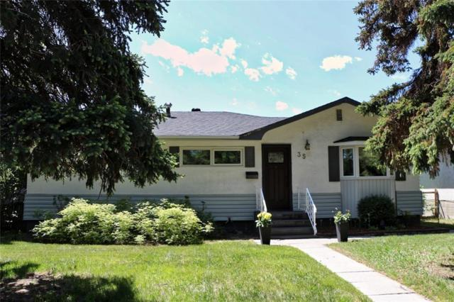 35 Collingwood Place NW, Calgary, AB T2L 0R1 (#C4262526) :: Calgary Homefinders