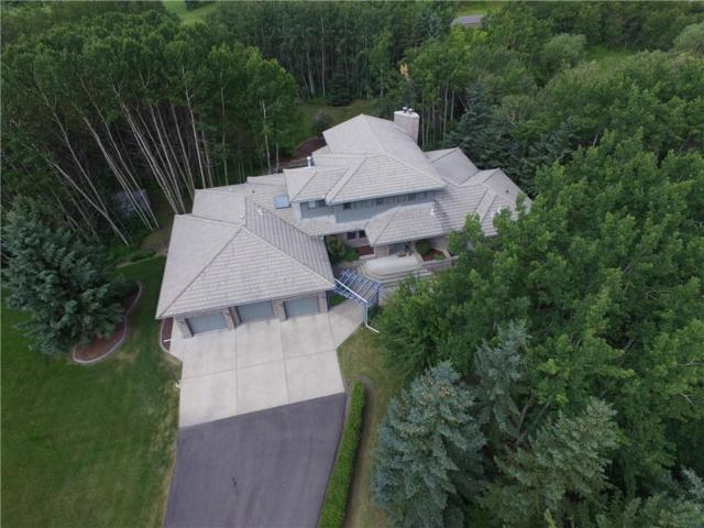 26 Bearspaw Ridge Crescent, Rural Rocky View County, AB T3R 1A3 (#C4262549) :: The Cliff Stevenson Group