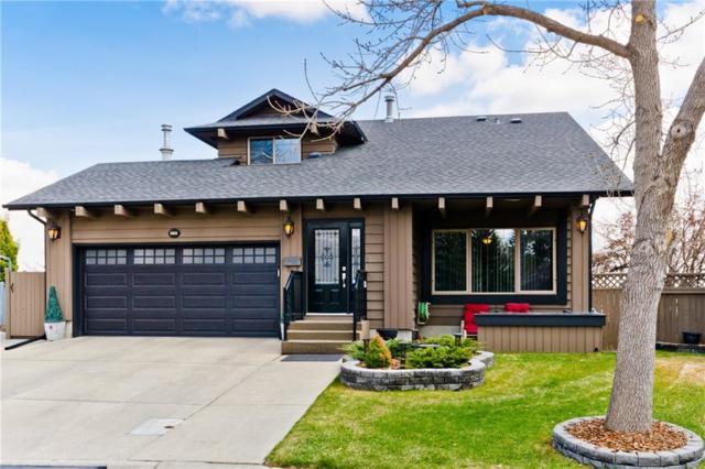 216 Deercrest Place SE, Calgary, AB T2J 5W4 (#C4262710) :: Redline Real Estate Group Inc