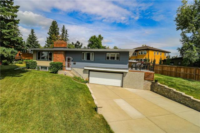 12 Cromwell Avenue NW, Calgary, AB T2L 0M5 (#C4262720) :: Redline Real Estate Group Inc