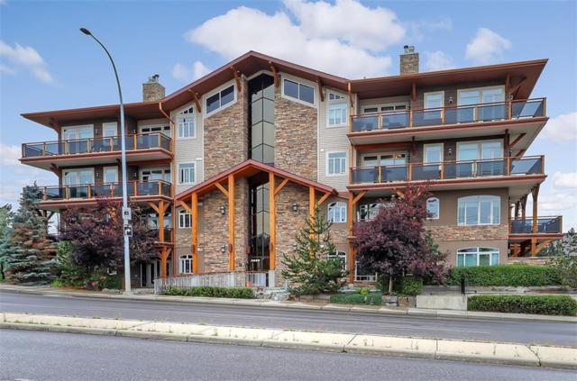 4440 14 Street NW #304, Calgary, AB T2K 1J5 (#C4262739) :: The Cliff Stevenson Group