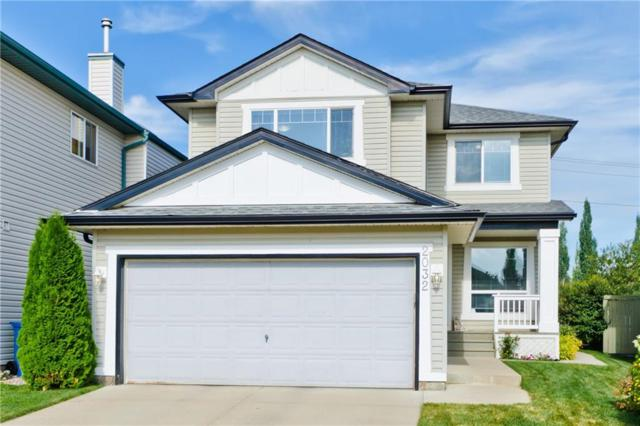 2032 Bridlemeadows Manor SW, Calgary, AB T2Y 4R9 (#C4262745) :: The Cliff Stevenson Group