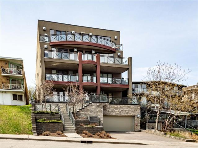 1731 13 Street SW #302, Calgary, AB T2T 3P5 (#C4262781) :: The Cliff Stevenson Group