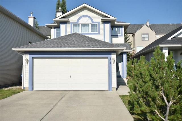205 Bridlecreek Park SW, Calgary, AB T2Y 3P1 (#C4262857) :: The Cliff Stevenson Group