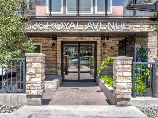 836 Royal Avenue SW #212, Calgary, AB T2T 0L2 (#C4262924) :: The Cliff Stevenson Group
