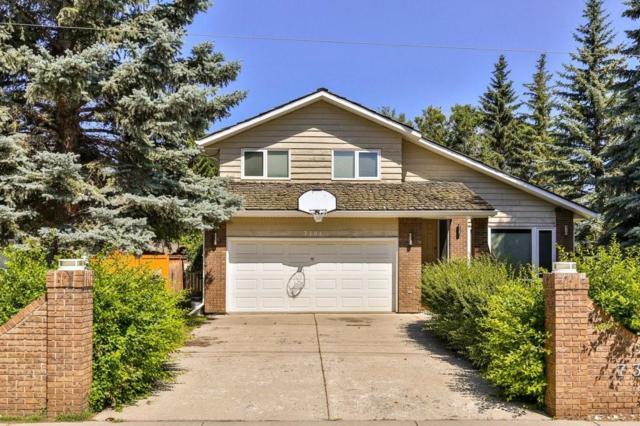 7304 Bow Crescent NW, Calgary, AB T3B 2B9 (#C4262929) :: The Cliff Stevenson Group