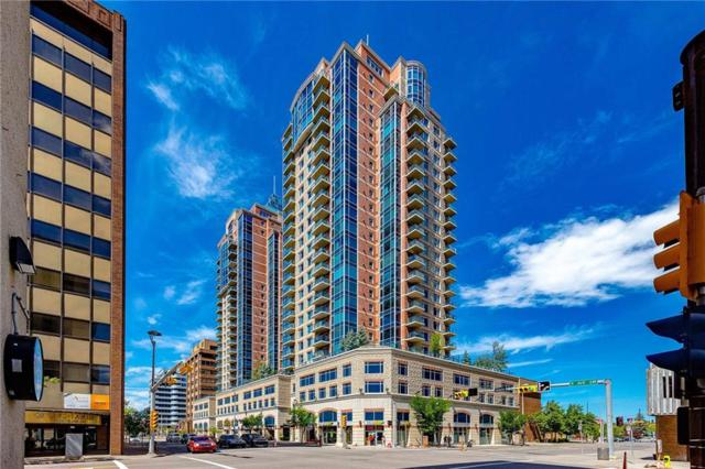 910 5 Avenue SW #2601, Calgary, AB T2P 0C3 (#C4262936) :: The Cliff Stevenson Group