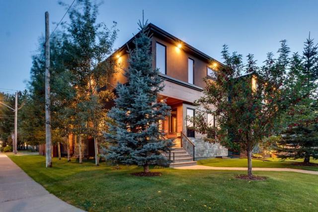 1801 Broadview Road NW, Calgary, AB T2N 3H6 (#C4262949) :: The Cliff Stevenson Group