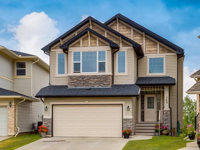 169 Everoak Circle SW, Calgary, AB T2Y 0A2 (#C4262964) :: The Cliff Stevenson Group