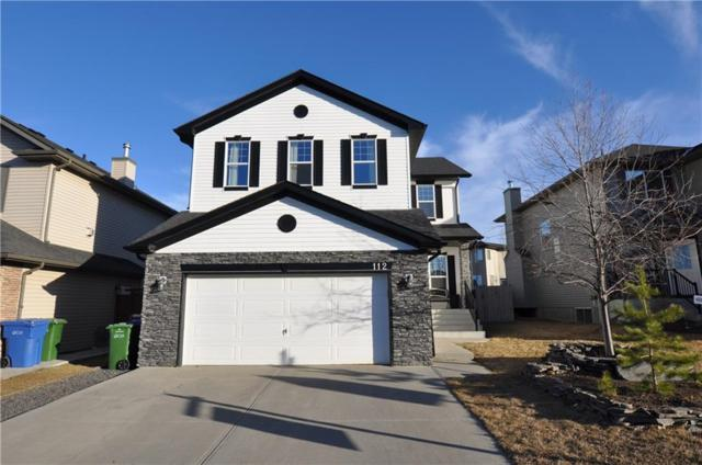 112 Lavender Way, Chestermere, AB T1X 0B2 (#C4263007) :: Calgary Homefinders