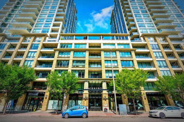 222 Riverfront Avenue SW #311, Calgary, AB T2P 0W3 (#C4263011) :: Virtu Real Estate