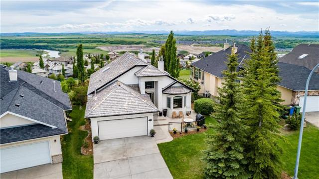 319 Gleneagles View, Cochrane, AB T4C 1P4 (#C4263031) :: Redline Real Estate Group Inc