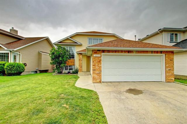 1416 Meadowbrook Drive SE, Airdrie, AB T4B 2B4 (#C4263073) :: Virtu Real Estate
