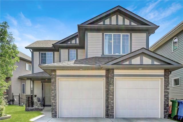 1345 Prairie Springs Park SW, Airdrie, AB T4B 0E8 (#C4263075) :: Redline Real Estate Group Inc