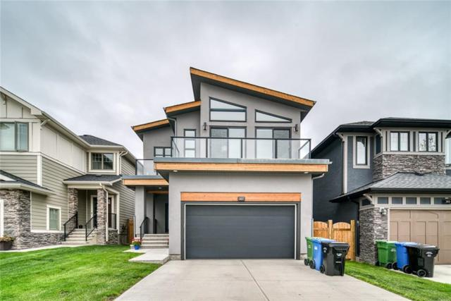 307 Tremblant Heights SW, Calgary, AB T3H 0Z9 (#C4263077) :: The Cliff Stevenson Group