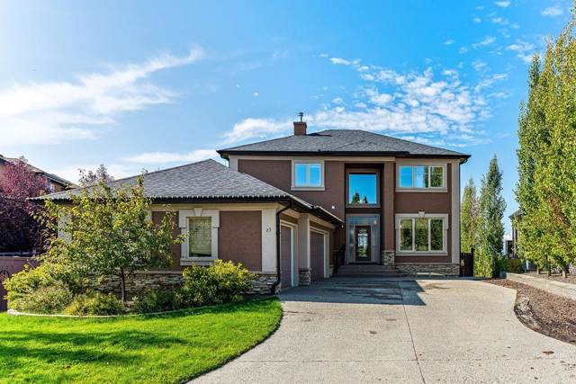 23 Rockcliff Landing NW, Calgary, AB T3G 5Z5 (#C4263096) :: Redline Real Estate Group Inc