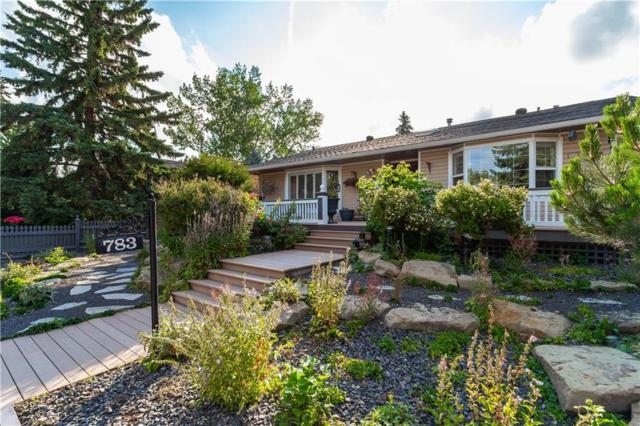 783 Lake Twintree Crescent SE, Calgary, AB T2J 2W2 (#C4263127) :: The Cliff Stevenson Group
