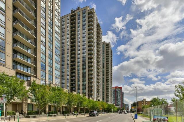 1118 12 Avenue SW #1508, Calgary, AB T2R 0P4 (#C4263198) :: Western Elite Real Estate Group