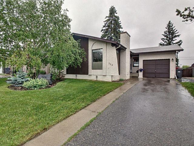 304 Cedarpark Drive SW, Calgary, AB T2W 2J4 (#C4263238) :: Virtu Real Estate
