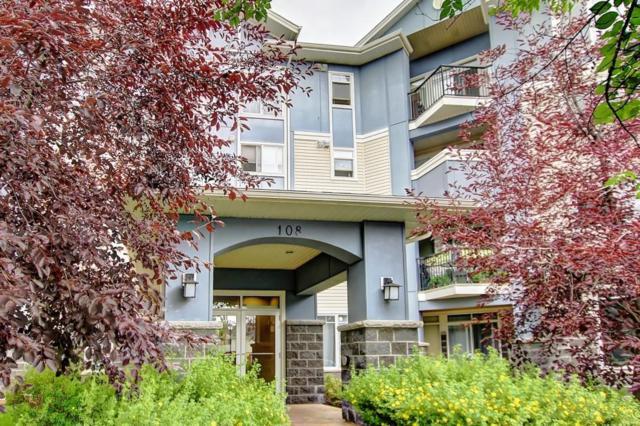 108 Country Village Circle NE #303, Calgary, AB T3K 0E3 (#C4263258) :: Redline Real Estate Group Inc