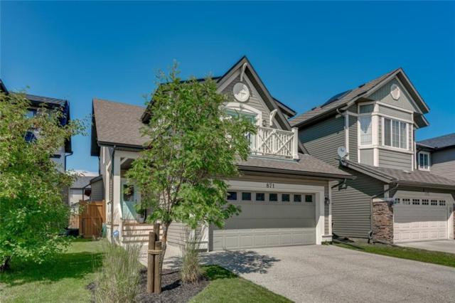 871 Auburn Bay Boulevard SE, Calgary, AB T3M 0H6 (#C4263323) :: The Cliff Stevenson Group