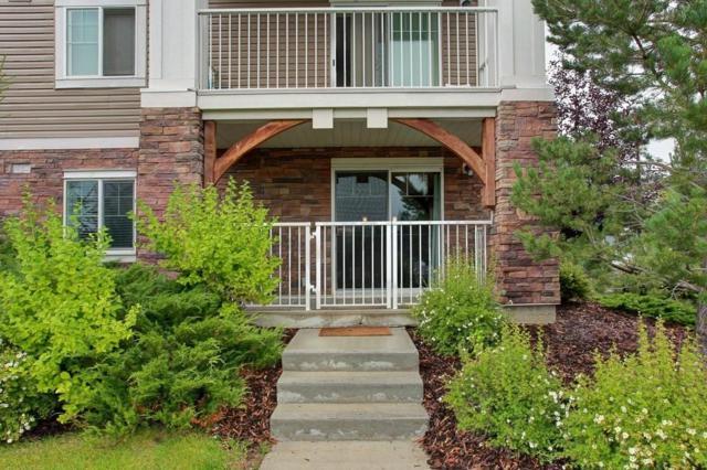 102 Cranberry Park SE #111, Calgary, AB T3M 1R2 (#C4263338) :: The Cliff Stevenson Group