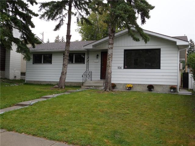936 Hunterston Road NW, Calgary, AB T2K 4M8 (#C4263354) :: The Cliff Stevenson Group