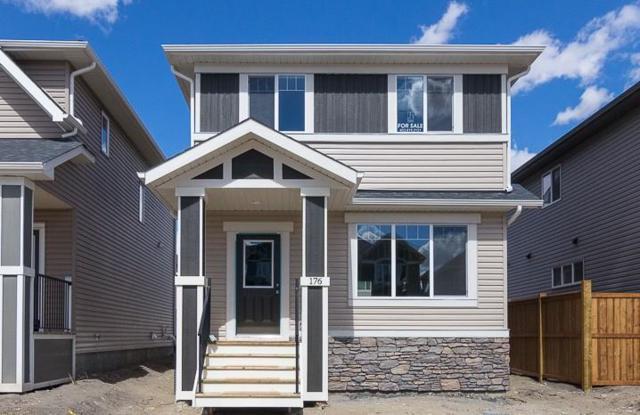 176 Willow Street, Cochrane, AB T4C 0Y8 (#C4263466) :: Redline Real Estate Group Inc