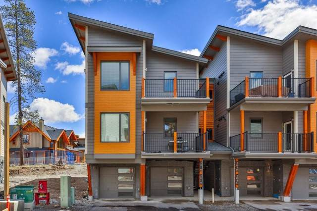 1101 Three Sisters Parkway 301H, Canmore, AB T1W 0L3 (#C4263542) :: Canmore & Banff