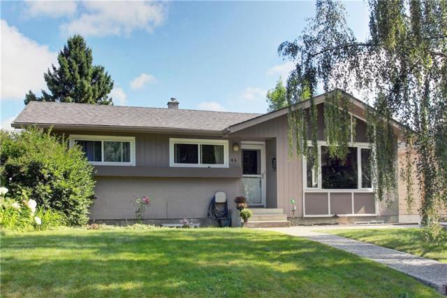 48 Hamlet Road SW, Calgary, AB T2V 3C8 (#C4263554) :: The Cliff Stevenson Group