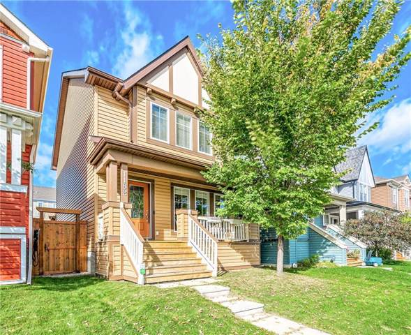 1182 New Brighton Park SE, Calgary, AB T2Z 0X8 (#C4264622) :: Redline Real Estate Group Inc