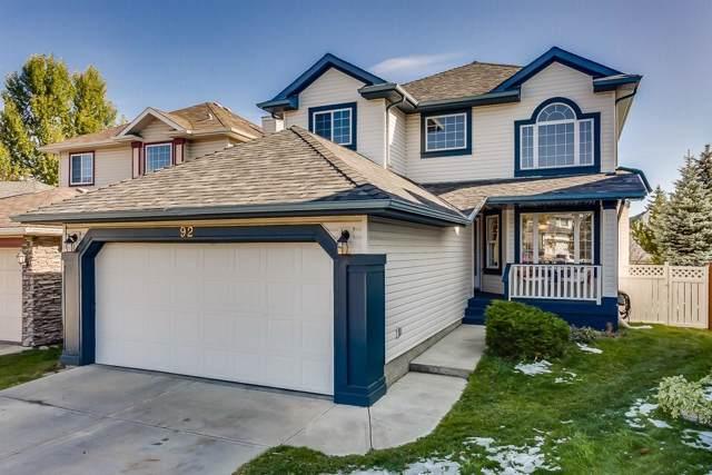 92 Hidden Valley Garden(S) NW, Calgary, AB T3A 5X3 (#C4264721) :: Redline Real Estate Group Inc