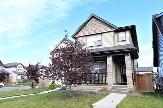 63 Skyview Springs Place NE, Calgary, AB T3N 0B3 (#C4264998) :: Virtu Real Estate