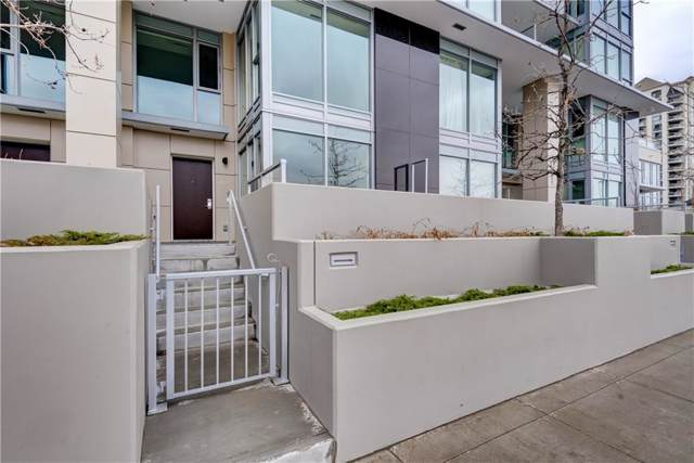 1025 5 Avenue SW #104, Calgary, AB T2P 1N4 (#C4265010) :: Redline Real Estate Group Inc