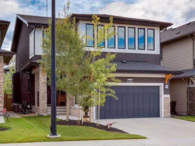 38 Aspen Summit Manor SW, Calgary, AB T3H 0V7 (#C4265462) :: Redline Real Estate Group Inc