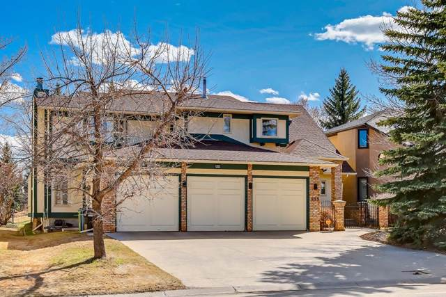 899 Shawnee Drive SW, Calgary, AB T2Y 1X4 (#C4265486) :: Redline Real Estate Group Inc
