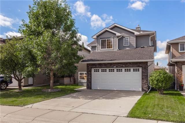 27 Citadel Crest Green NW, Calgary, AB T3G 4W5 (#C4265602) :: Redline Real Estate Group Inc
