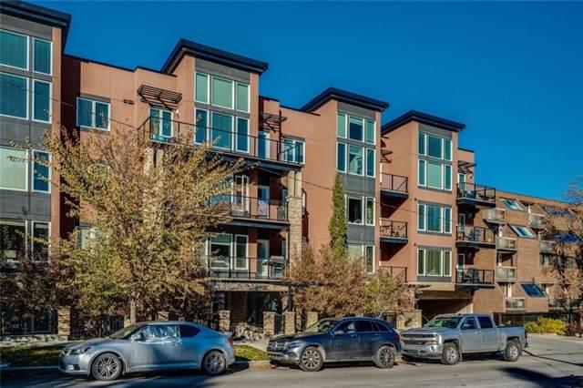 836 Royal Avenue SW #412, Calgary, AB T2T 0L3 (#C4266055) :: Calgary Homefinders