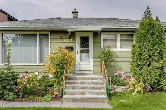 923 32 Street NW, Calgary, AB T2N 2W3 (#C4266229) :: Redline Real Estate Group Inc