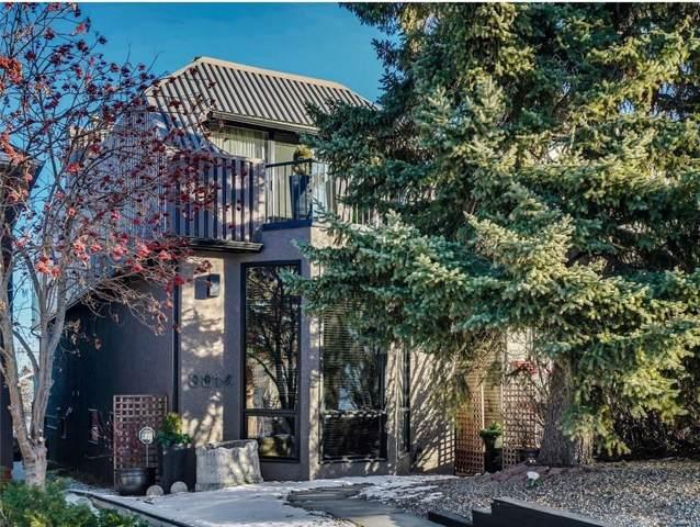 3814 19 Street SW, Calgary, AB T2T 4X7 (#C4266321) :: Virtu Real Estate