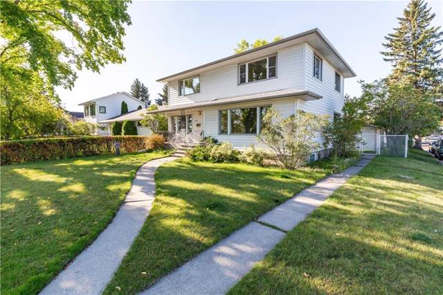 3215 Canmore Road NW, Calgary, AB T2M 4J8 (#C4266443) :: Redline Real Estate Group Inc