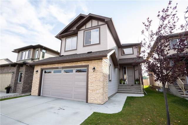 1612 Monteith Drive SE, High River, AB T1V 0H5 (#C4266671) :: Calgary Homefinders