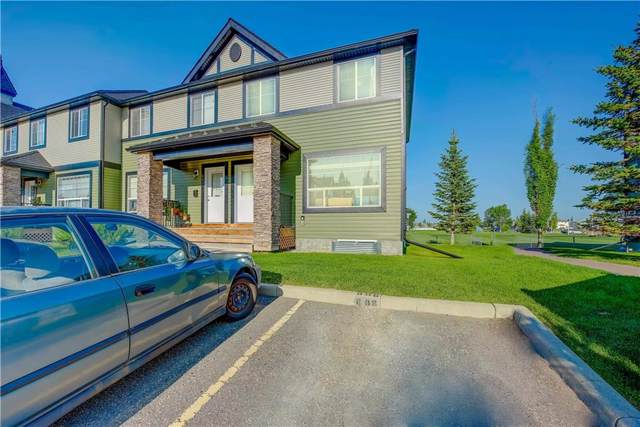 140 Sagewood Boulevard SW #608, Airdrie, AB T2H 3H5 (#C4266710) :: Redline Real Estate Group Inc