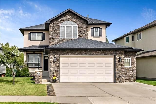 122 Cimarron Drive, Okotoks, AB T1S 1X3 (#C4266799) :: Redline Real Estate Group Inc