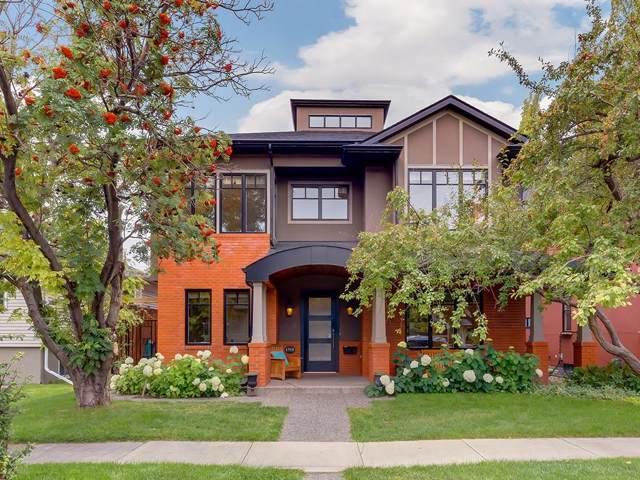 1715 7 Avenue NW, Calgary, AB T2N 0Z5 (#C4266977) :: Virtu Real Estate